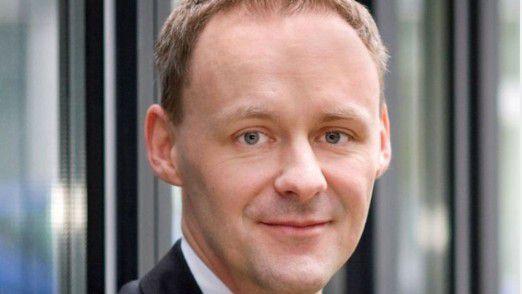 Dietmar Schlößer, CIO von Deloitte, ist vom mobilen Arbeiten überzeugt.