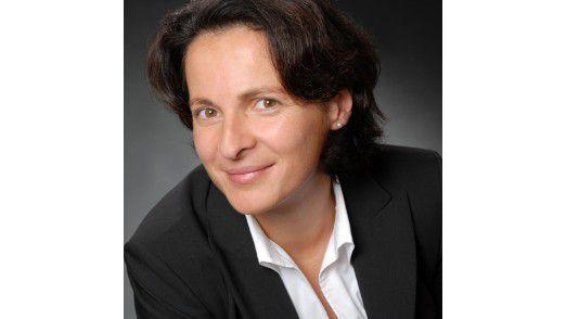 Elke Steinegger leitet den Geschäftsbereich Services bei Steria Mummert Consulting.