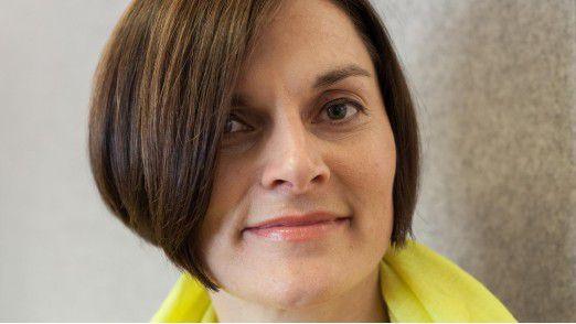 Julia Leihener, Projektleiterin der Telekom und Verantwortliche für nutzerorientierte Forschung.