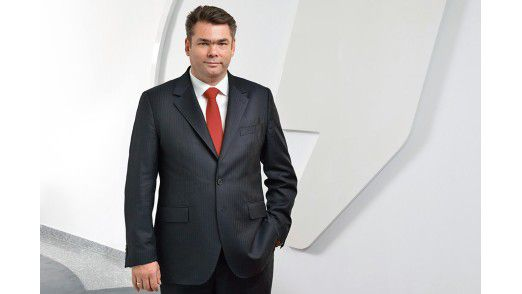 """Jörg Asma, Managing Director bei Comma, Management Consulting für Sicherheit: """"Unternehmen verlieren durch digitale Hehlerei geistiges Eigentum und somit ihr wertvollstes Asset: die Intellectual Property."""""""