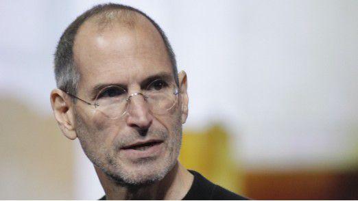 Steve Jobs war ein blendender Rhetoriker.