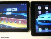 Hält sich erstaunlich lange an der Spitze des Tablet-Marktes: das iPad von Apple. Dennoch: In Zukunft wird Android vorne liegen.