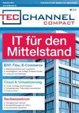 TecChannel Compact 07/2013: Auf über 160 Seiten nützliche Informationen über IT für den Mittelstand. Die Themenauswahl beinhaltet die Bereiche Software, Virtualisierung, Cloud und Rechenzentren.