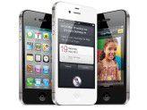 Aktuell zu haben: Das Apple iPhone 4S.