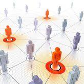 Nur wenige Banken vernetzen sich bereits aktiv mit Kunden und Interessenten in den Social-Media-Kanälen.