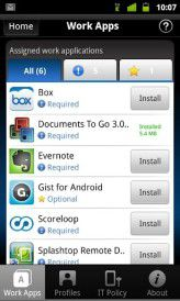 Blackberry-Funktionen gibt es nun auch für iOS und Android.