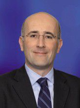 Kristof Terryn ist nun CEO Global Life bei der Zurich Insurance Group.