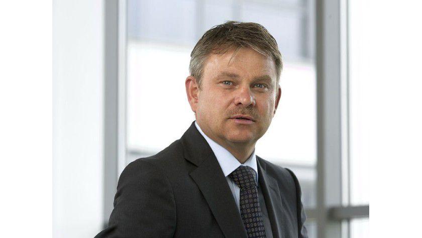 """IT im Zugzwang: """"Die Anwender treiben die IT"""", sagt Roland König, Geschäftsführer des Bechtle-IT-Systemhauses München/Regensburg und Leiter des Geschäftsfelds Virtualisierung."""