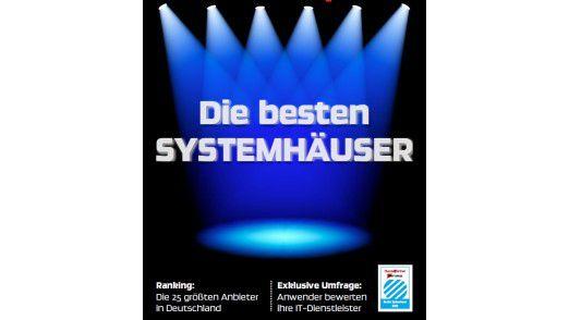 Die Systemhaus-Studie von Computerwoche und Channelpartner.
