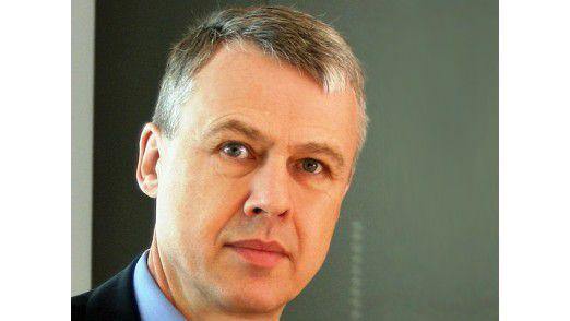David Thornewill von Essen ist EVP & CIO, Corporate Center & Global Business Services der Deutsche Post DHL.