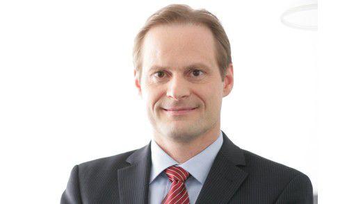 Vorgänger Jürgen Sturm ist seit Ende 2014 CIO bei ZF Friedrichshafen.