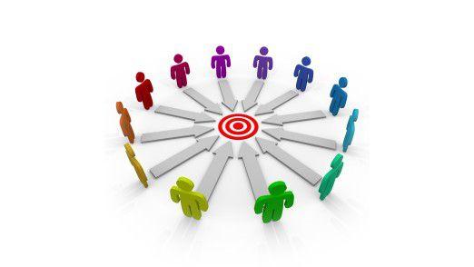 Das Wir ist das Ziel. Bei Social Media dreht es sich nicht um die Technologie, sondern um das gemeinsame Arbeiten.
