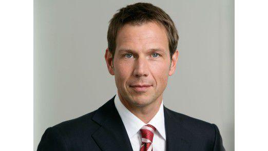 Der Telekom-Vorstandsvorsitzende René Obermann wird die Einzelheiten zur De-Mail auf der Cebit vorstellen.