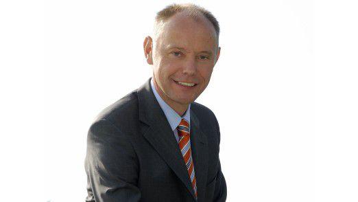 """Klaus Eberhardt, Iteratec: """"Mitarbeiter brauchen genügend Raum für Fortbildung."""""""