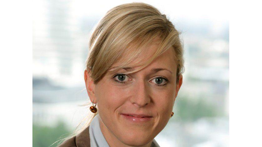 """Britta Hinzpeter: """"Die Unternehmen müssen dringend mit dem Säubern der Kundendaten beginnen."""""""