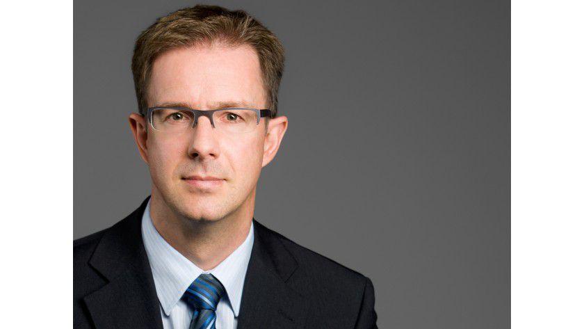 Bitkom-Experte Stephan Pfisterer: Der Bereichsleiter für Bildungspolitik und Arbeitsmarkt rechnet mit einem weiteren Jobwachstum für Software- und Servicespezialisten.