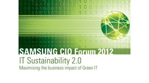 Das Samsung CIO Forum 2012.