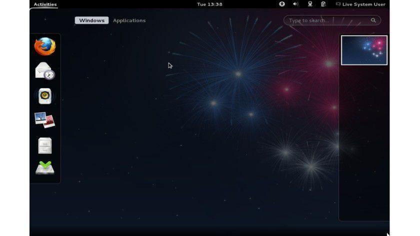 """Fedora 17 für IBM System z: Näher am """"Original""""."""