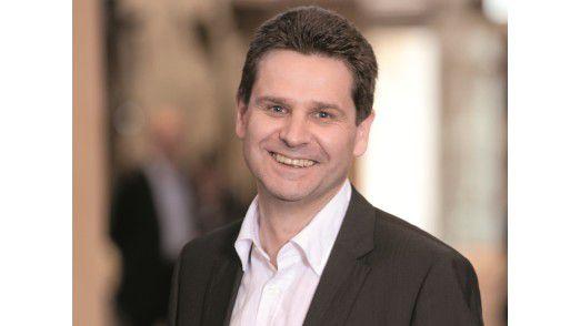 CIO der Allianz ist Ralf Schneider.