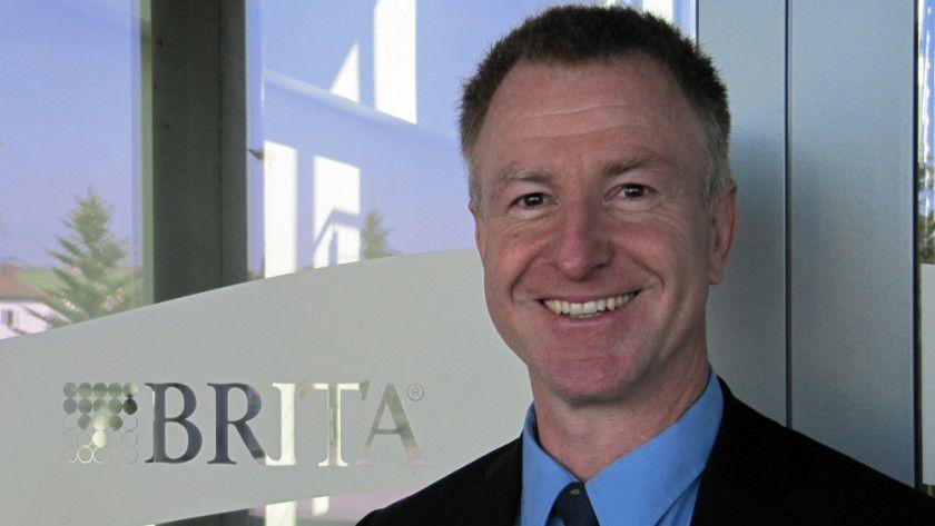 """Frank Nittka, CIO des Wasserfilterherstellers Brita: """"""""Wir suchen keine ausgemachten Spezialisten, sondern erwarten von unseren Mitarbeitern breit gefächertes Wissen."""""""