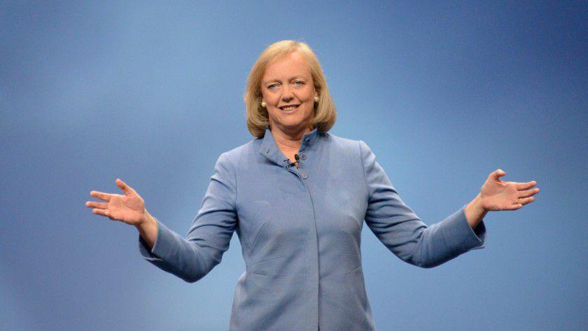 HP-CEO Meg Whitman