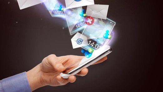 Mobiles Arbeiten ist im Unternehmensalltag keine Seltenheit mehr. IT-Entscheider müssen darauf reagieren.