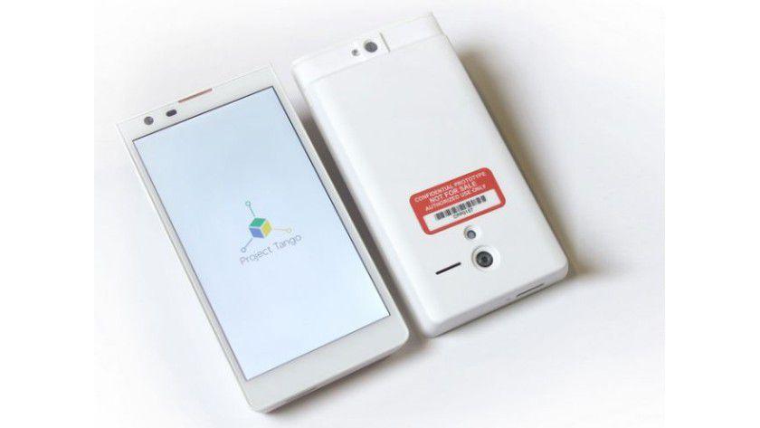 Google Project Tango: Das Smartphone wird zum 3D-Scanner