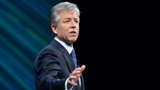 Retourkutsche auf Oracle-Attacke: SAP-Chef Bill McDermott keilt gegen Oracle und Salesforce aus - Foto: IDGNS
