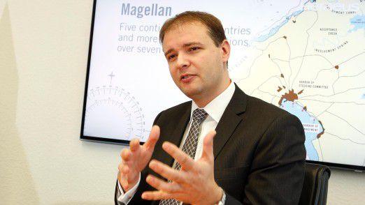 """""""Office 365 auf allen gängigen Plattformen ist eine gute Lösung"""", sagt Heraeus-CIO Martin Ackermann."""