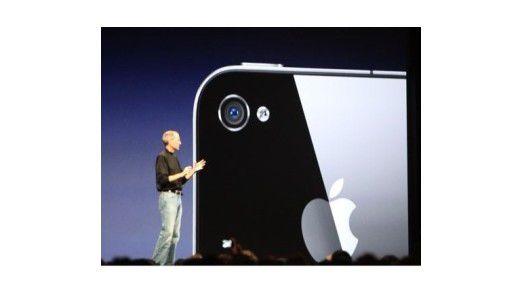 So schützen Sie Ihre Daten auf dem Apple iPhone 4.