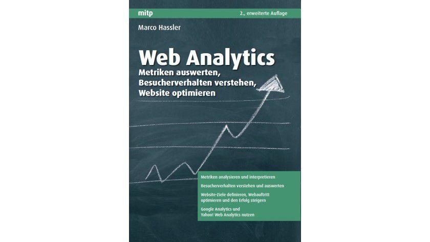 Premium-eBook: Über 420 Seiten Praxiswissen zum Thema Web Analytics.