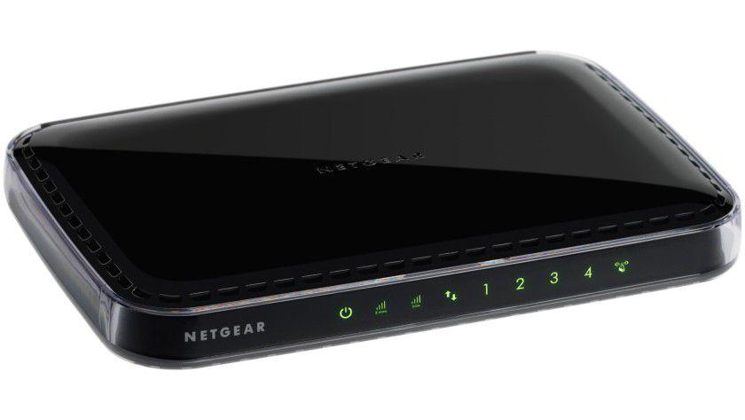 WN2500RP: Das Netgear-Gerät erweitert die Reichweite im WLAN-Netzwerk.