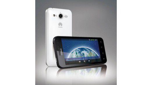 Günstiger Androide mit großem Akku: Das Huawei U8860 Honour.