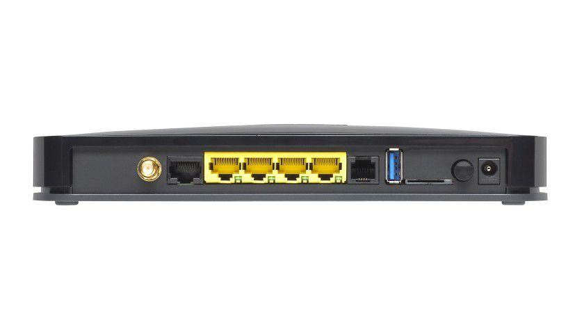 Netgear MVBR1210C: Voice-Router für Netzwerkbetreiber und Internet-Serviceprovider.