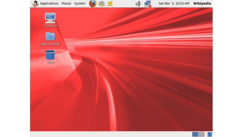 Roter Hut: Oracle Linux basiert auf Red Hat Linux.