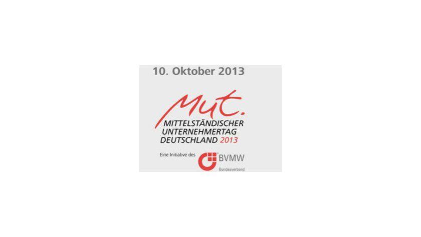 Rund 4000 Teilnehmer erwartet der BVMW zum Mittelständischen Unternehmertag.