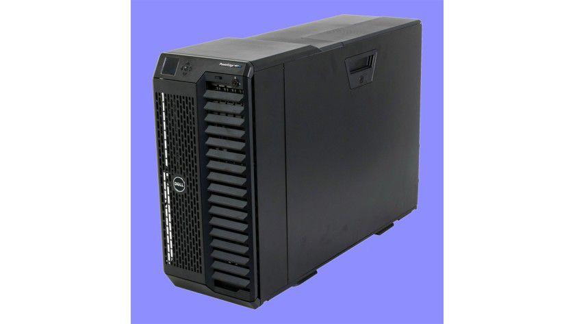 Data-Center-in-a-Box: Der PowerEdge VRTX ist ein kompaktes Serversystem von Dell.