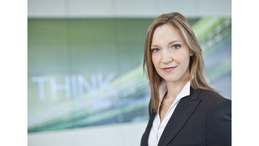 Auch kleinere Unternehmen profitieren von Business Analytics, sagt IBM-Managerin Martina Fiddrich.
