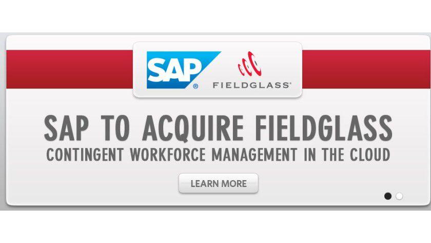 Übernahme: SAP übernimmt den Anbieter von Personalsoftware Fieldglass.