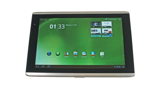 Acer Iconia A500: 10-Zoll-Tablet mit Android 3.0