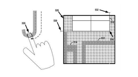 Google lässt sich die Handschuh-Gesten-Steuerung patentieren.
