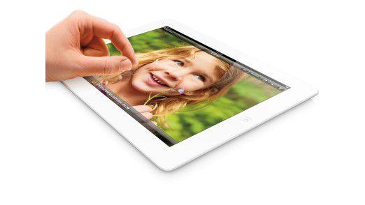 Apple hat mit dem iPad 4 überrascht.