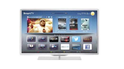 Moderne Smart-TV-Geräte bieten meist große Displays, hohe Auflösungen und zahlreiche Zusatzfunktionen.