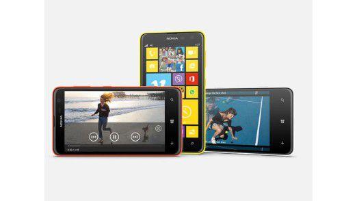 Nokia hat das Lumia 625 nun offiziell vorgestellt.