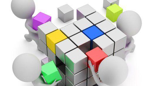 Wer seine IT-Prozesse verschlanken möchte, muss sich service- und kundenorientierter aufstellen, alte Zöpfe abschneiden und durch neue ersetzen.