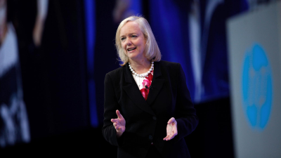 "HP Enterprise CEO Meg Whitman im Interview: ""Dell/EMC investiert in veraltete Technologien"" - Foto: Hewlett-Packard"