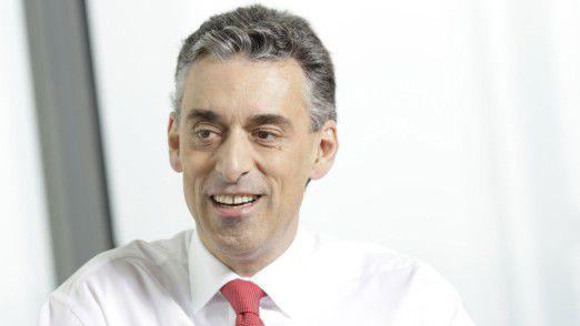 Frank Appel, Vorstandsvorsitzender Deutsche Post DHL