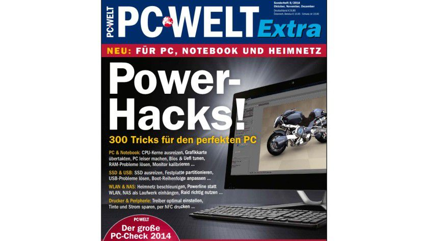 PC Welt Power Hacks