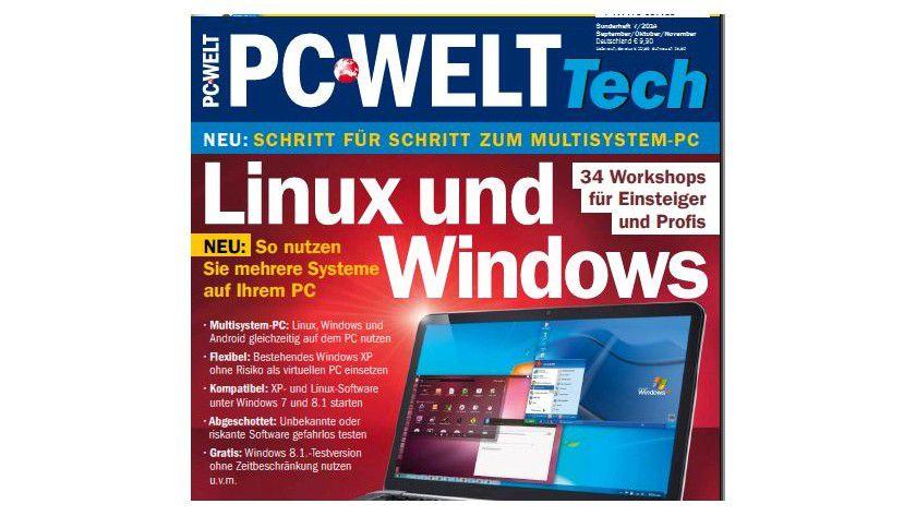 Sonderheft Linux und Windows