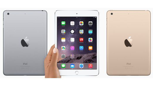 """Wer an der Studie """"Arbeiten in der IT"""" teilnimmt, hat die Chance, ein Apple iPad mini 3 zu gewinnen."""